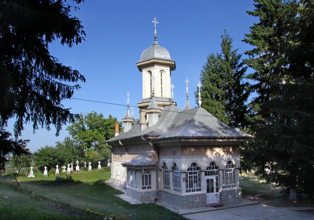 Mănăstirea Recea Arhiepiscopia Buzaului Si Vrancei